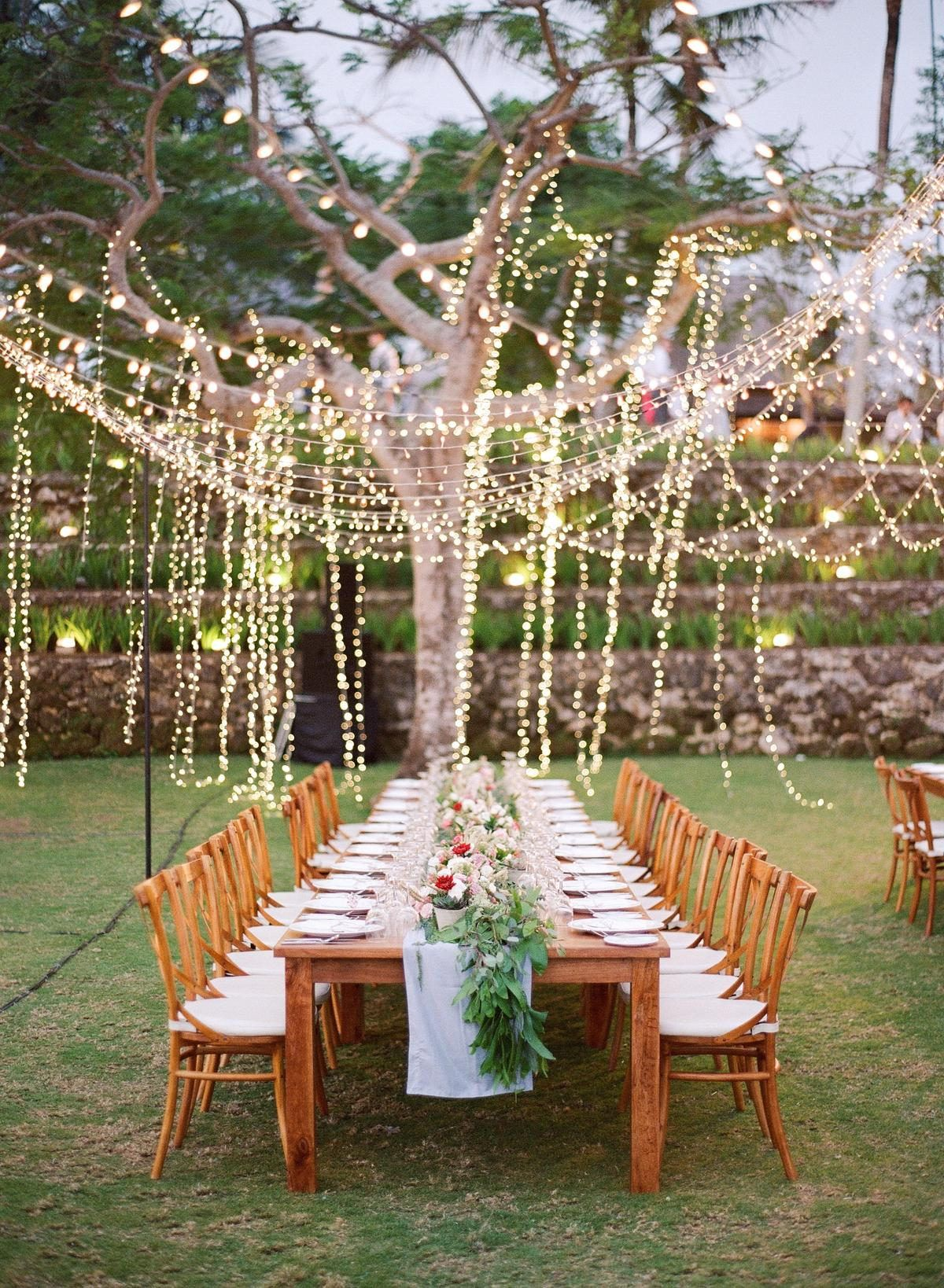 A Pinterest Board Brought To Life With Not One But Three Dresses Dream Day Wedding Outdoor Wedding Inspiration Outdoor Wedding