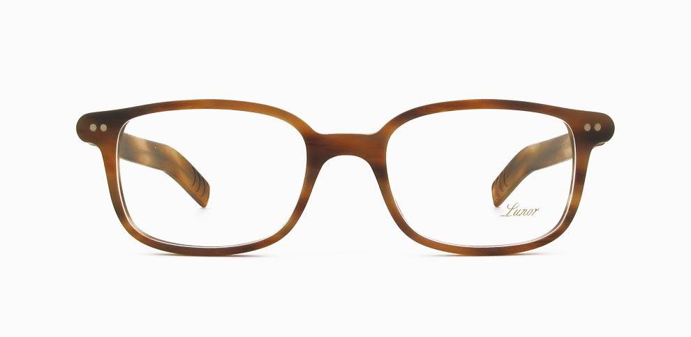 Original Lunor optical frames - The House of Eyewear Paris www.thehouseofeyewear.com