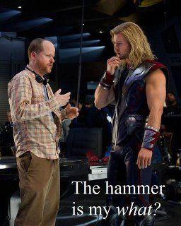 Marvel's Captain Hammer - muahahahaha
