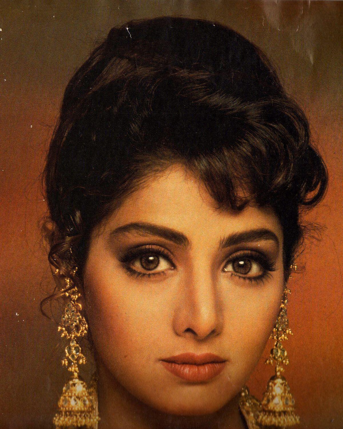sridevi hairstyle | wedding | most beautiful indian actress