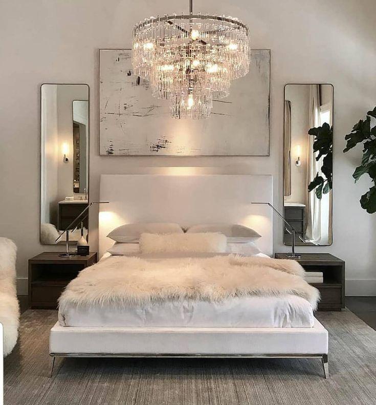 In welchem rechten Schlafzimmer würdest du heute Nacht schlafen 1 oder 2? . . #