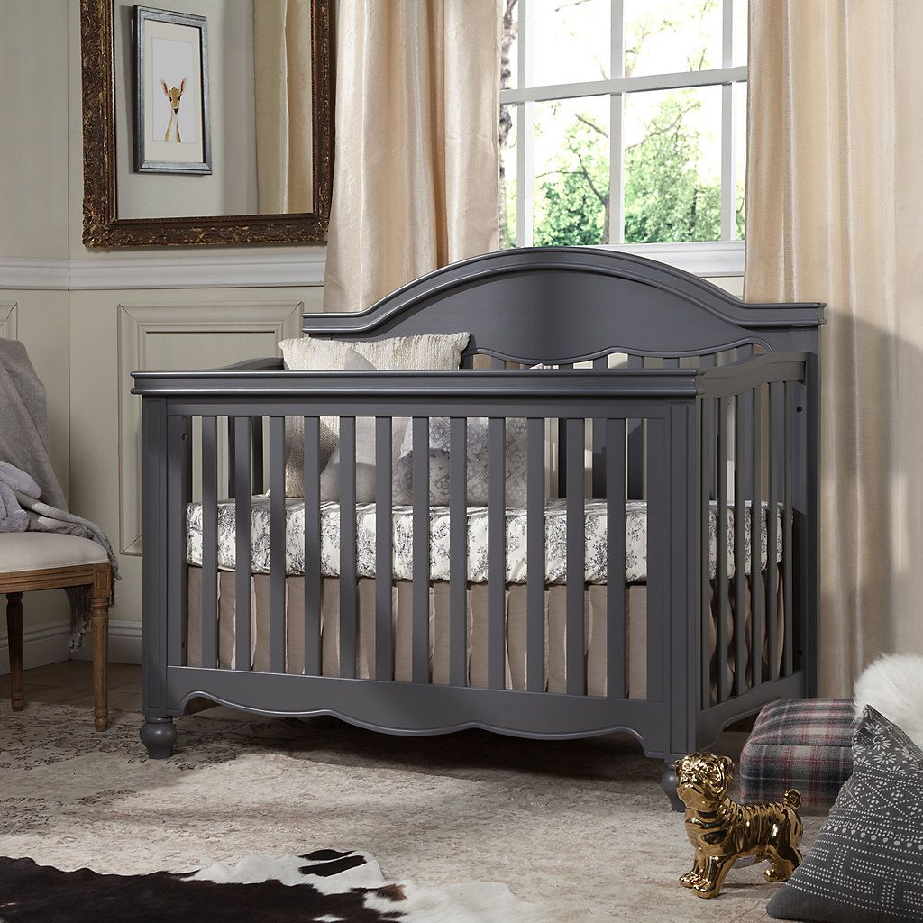 319 20 Kohls Million Dollar Baby Classic Etienne 4 In 1 Convertible Crib Convertible Crib Cribs Baby Cribs Convertible