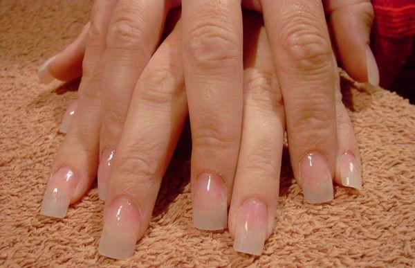 Ways To Keep Nails Healthy Natural Tips For Healthy Nails Tips For Growing Long Nails 3 Natural Acrylic Nails Natural Looking Acrylic Nails Take Off Acrylic Nails