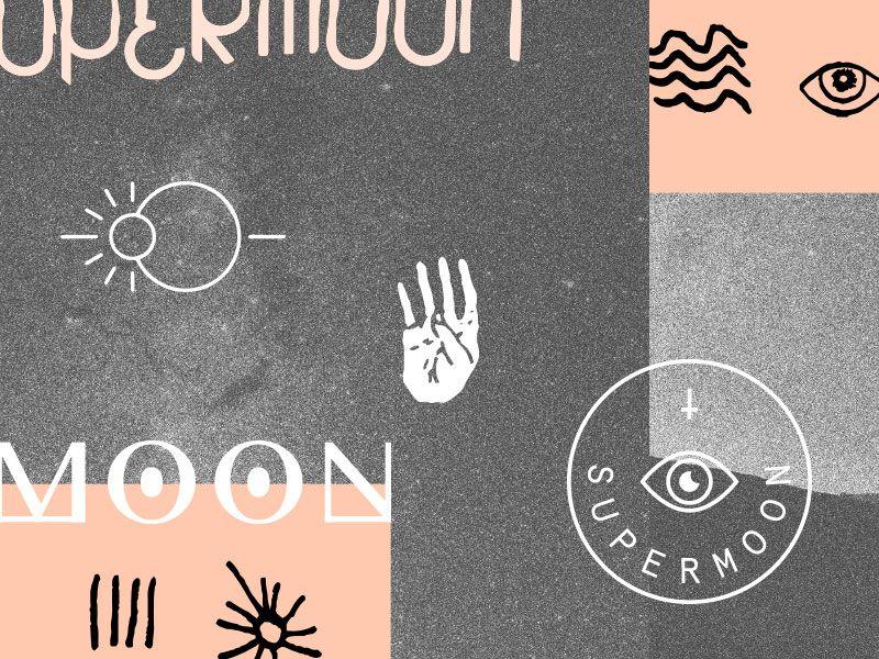 Garrett DeRossett | Supermoon Project