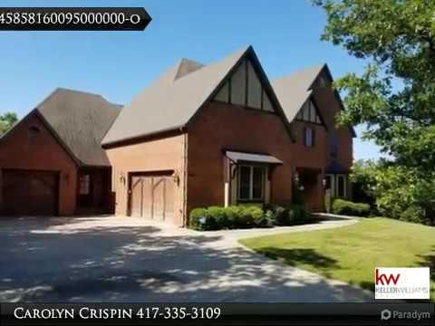 Luxury Home For Sale Branson Mo Real Estate Youtube