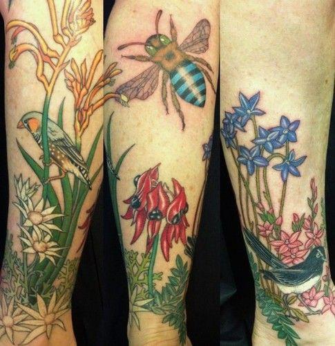 Lou Hopper Is Stunning Beautiful Stunning Tattoos: Tatulu's Tattoos, (Tattoo Lou) NSW Australia