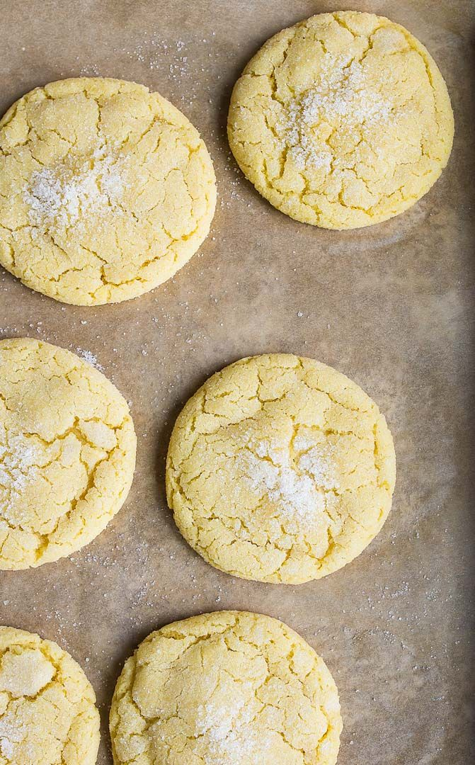 Easy sugar cookie recipe that makes a small batch sugar cookies for two. Recipe makes just 6 cookies. No chill sugar cookies. No chilling time required for half dozen sugar cookies.