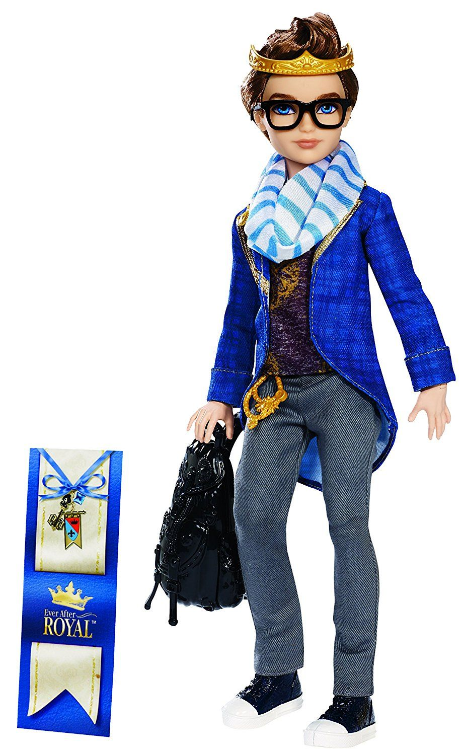 Amazon.com: Ever After High Dexter Charming Doll: Toys & Games