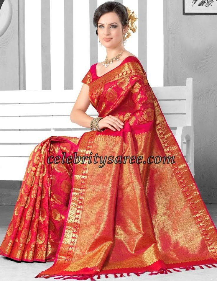 Bridal Kanchipuram Silk Sarees Google Search