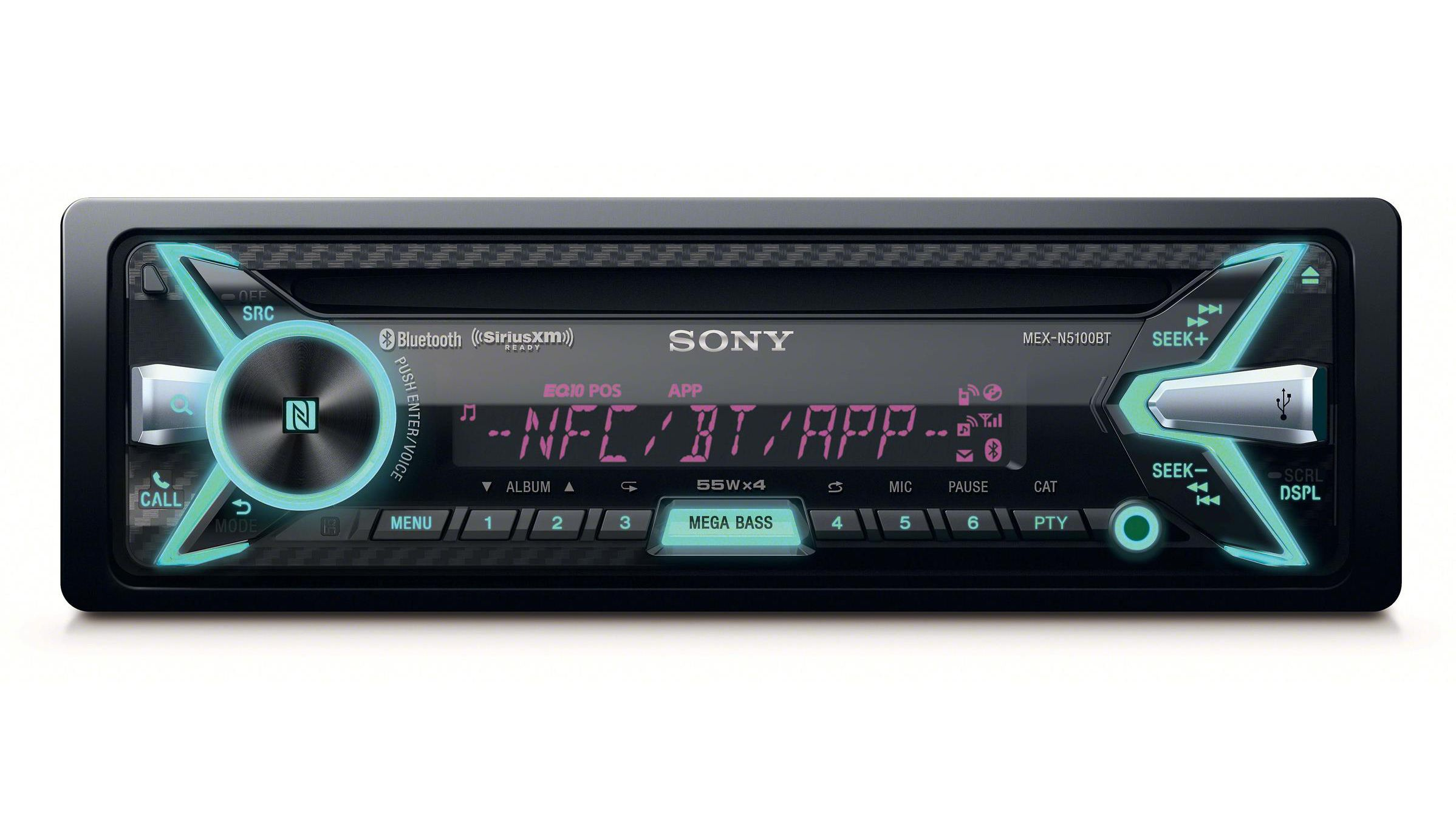 10 Connected Car Stereo Receivers To Make Your Commute Less Boring