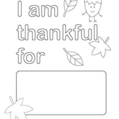 Thanksgiving Printable Coloring Pages {Thanksgiving
