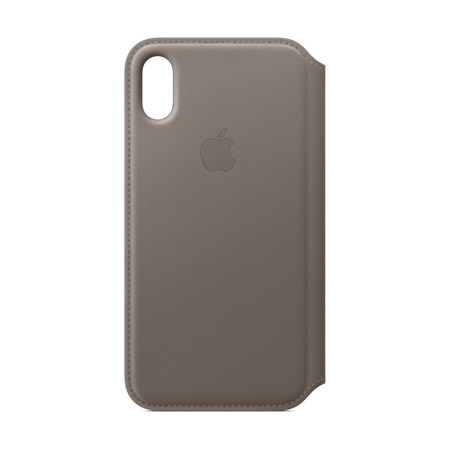 Custodia in silicone per iPhone XS - Nero - Apple (IT)
