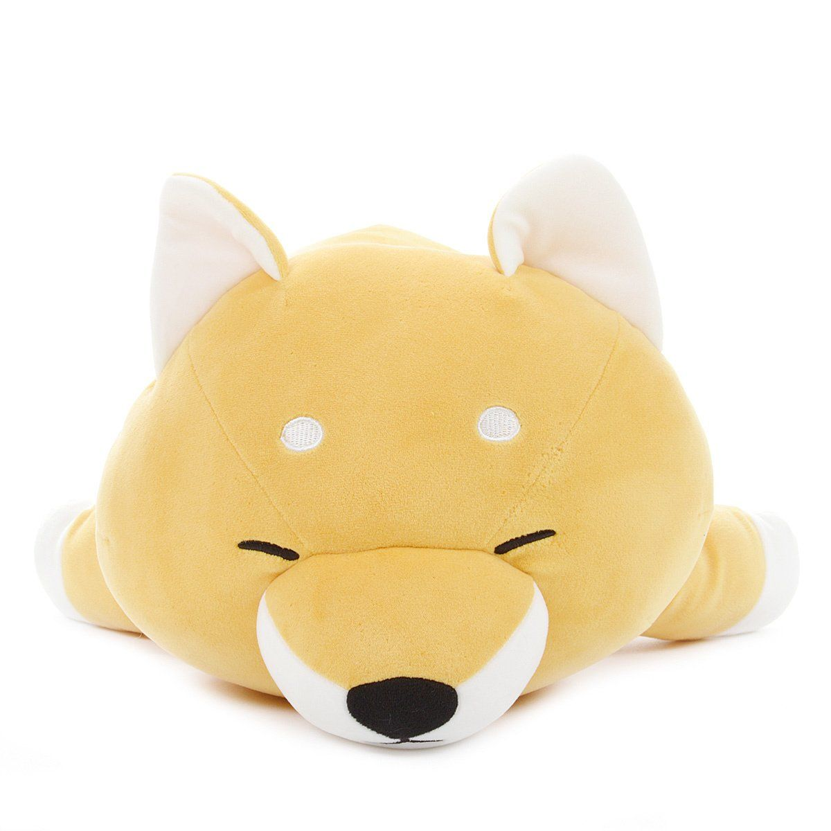Lazy Cat Amuse Mochi-Fuwa Nemukko Big Stuffed Plush Toy