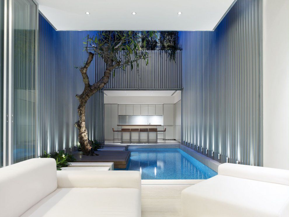 In singapore a project by: silver ong architecture architectuur