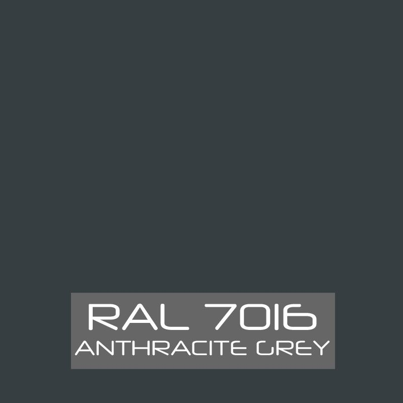 Highest Quality 400ml Aerosol Spray Paint In Ral 7016 Anthracite