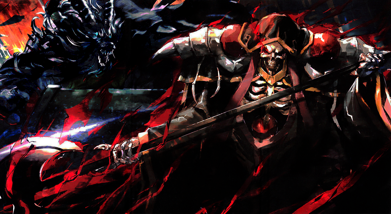 Guild Master Of Ainz Ooal Gown Photo Anime Life Naruto Powers Anime