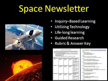 space newsletter assignment inquiry based assignment solar rh pinterest com Guided Reading Classroom Center for Guided Montessori Studies