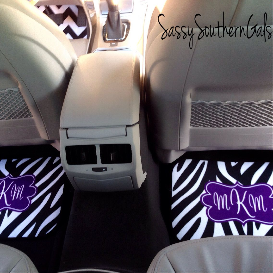 car floor mats for women. New To SassySouthernGals On Etsy: Monogrammed Car Floor Mats Accessories For Women T