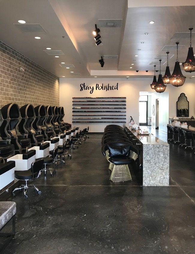 Polish Parker and Roe Nail Salon Houston | Nail salons