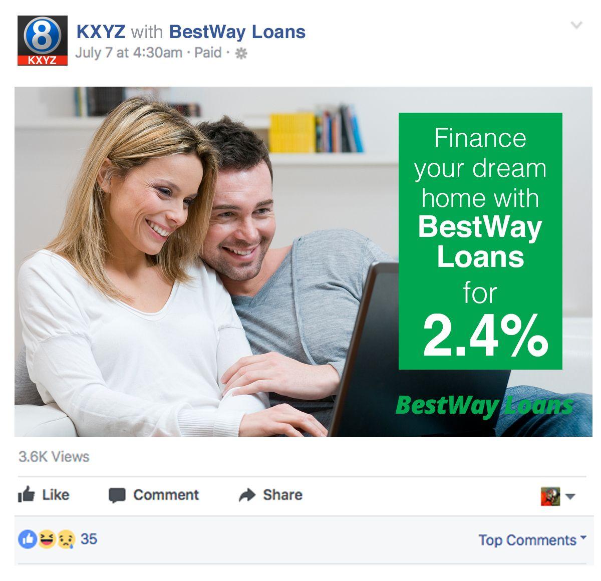 Image Result For Quicken Loans Facebook Ads Facebook Ads