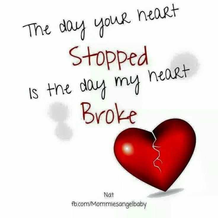 the day your heart