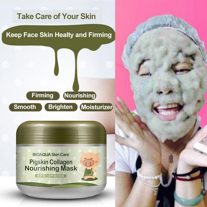 The Elixir MJ Care Facial Full Face Mask Sheet 20 Pack - Premium Phytoncide Essence Mask Korean Beauty Cosmetic