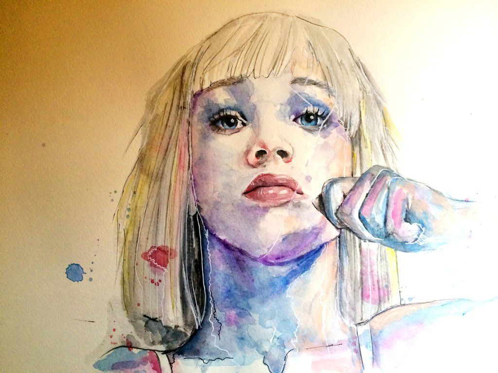 Chandelier girl maddie ziegler by lefemmeartiste on deviantart chandelier girl aloadofball Image collections