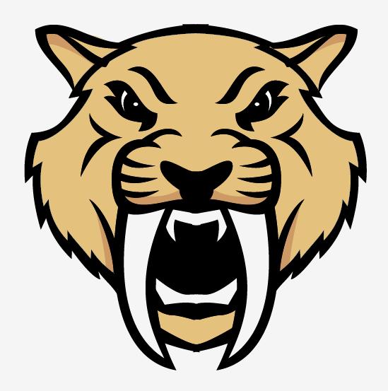 Hasil Gambar Untuk Sabertooth Tiger Logo Sabertooth Tiger Sabertooth Lion Design
