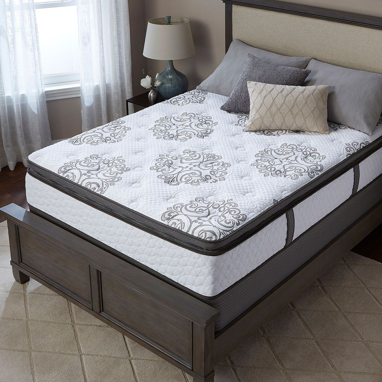 698 00 Serta Perfect Sleeper Hillgate Ii Cushion Firm Super