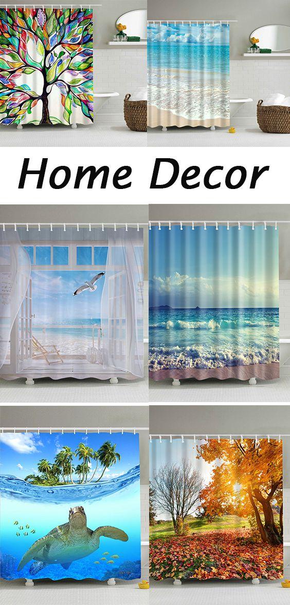 Bathroom Products Shower Curtains Beachy Shower Curtain Beach Shower Curtains Curtains