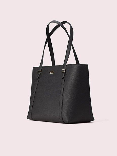 3b208487eeb9 Kate Spade Oakwood Street Chandra Tote, Black in 2019 | Products ...