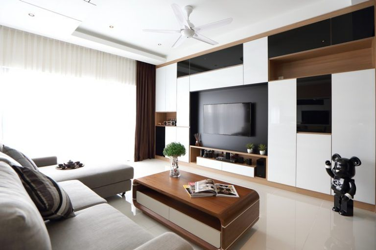 Unique Apartment Interior Design Pictures Malaysia On Ideas With