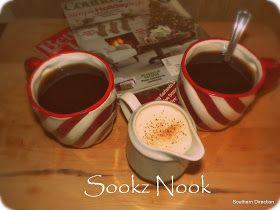 Sookz Nook: Dreamy Peppermint Coffee Creamer