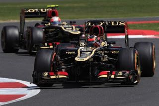 MAGAZINEF1.BLOGSPOT.IT: L'errore di Silverstone non allontanerà Raikkonen dalla Lotus