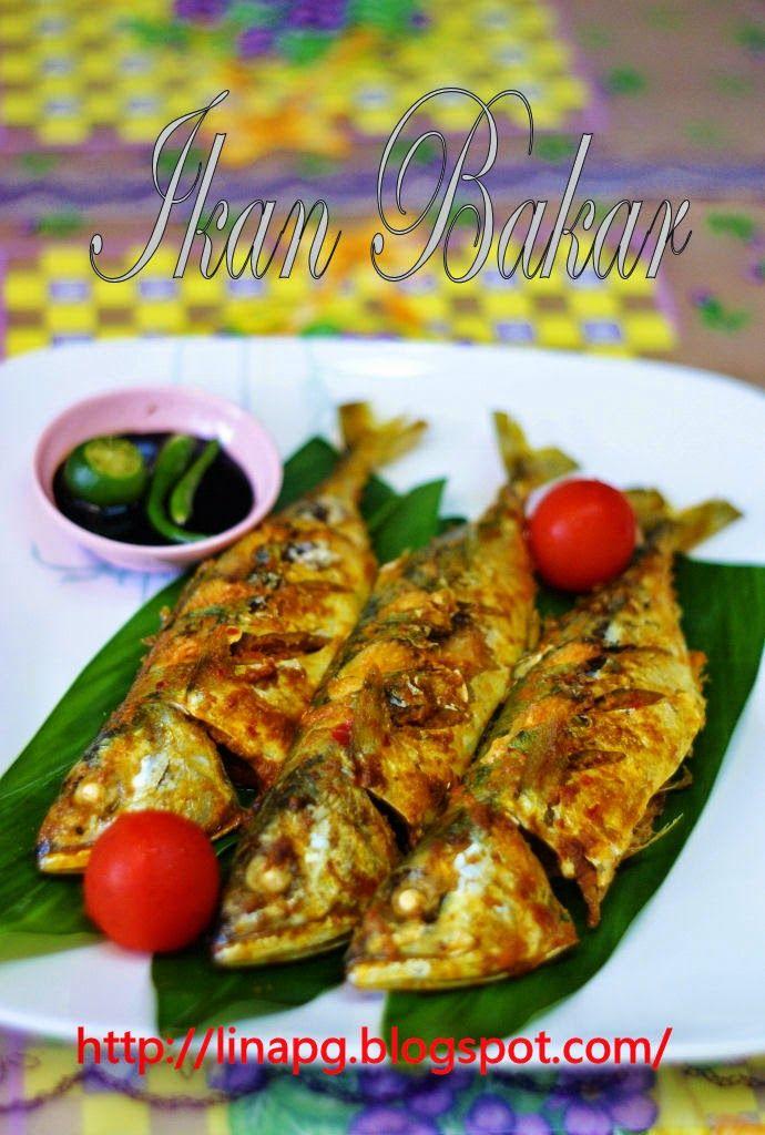 masak ikan bakar simple Resepi Ikan Kukus Tomyam Enak dan Mudah