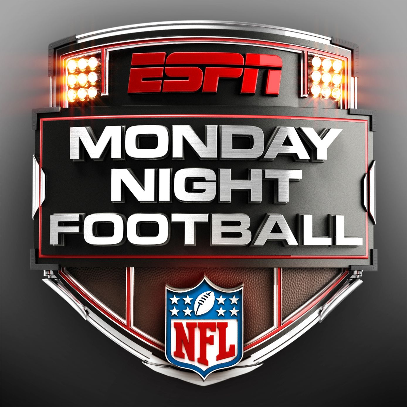 ESPN Monday Night Football Logo design ESPN NFL