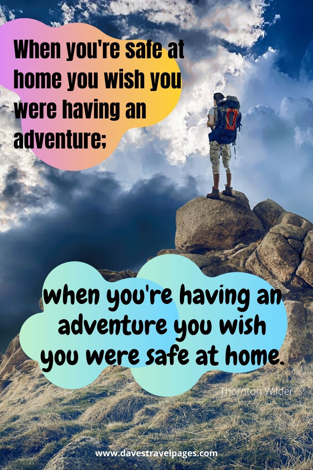 Quotes About Adventure - 50 Best Travel and Adventure ...