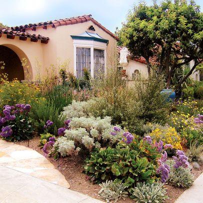 Mediterranean Garden Design Ideas, Pictures, Remodel, and Decor ...