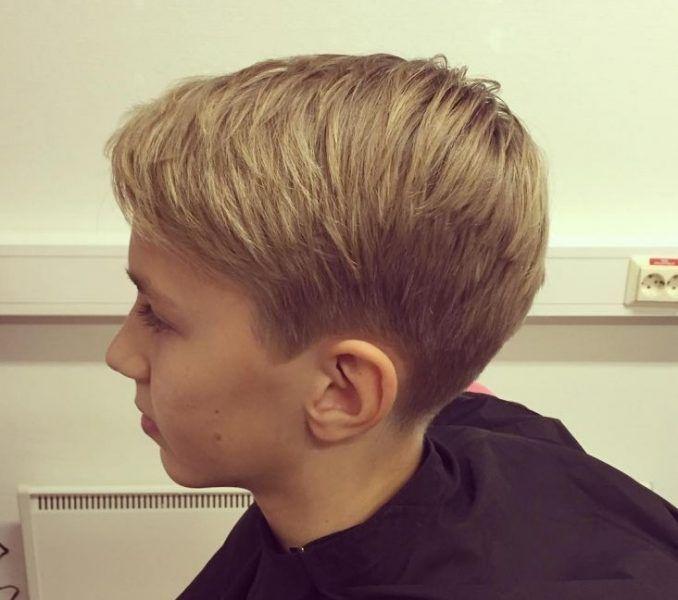 Frisuren Für Dünne Haare Jungen