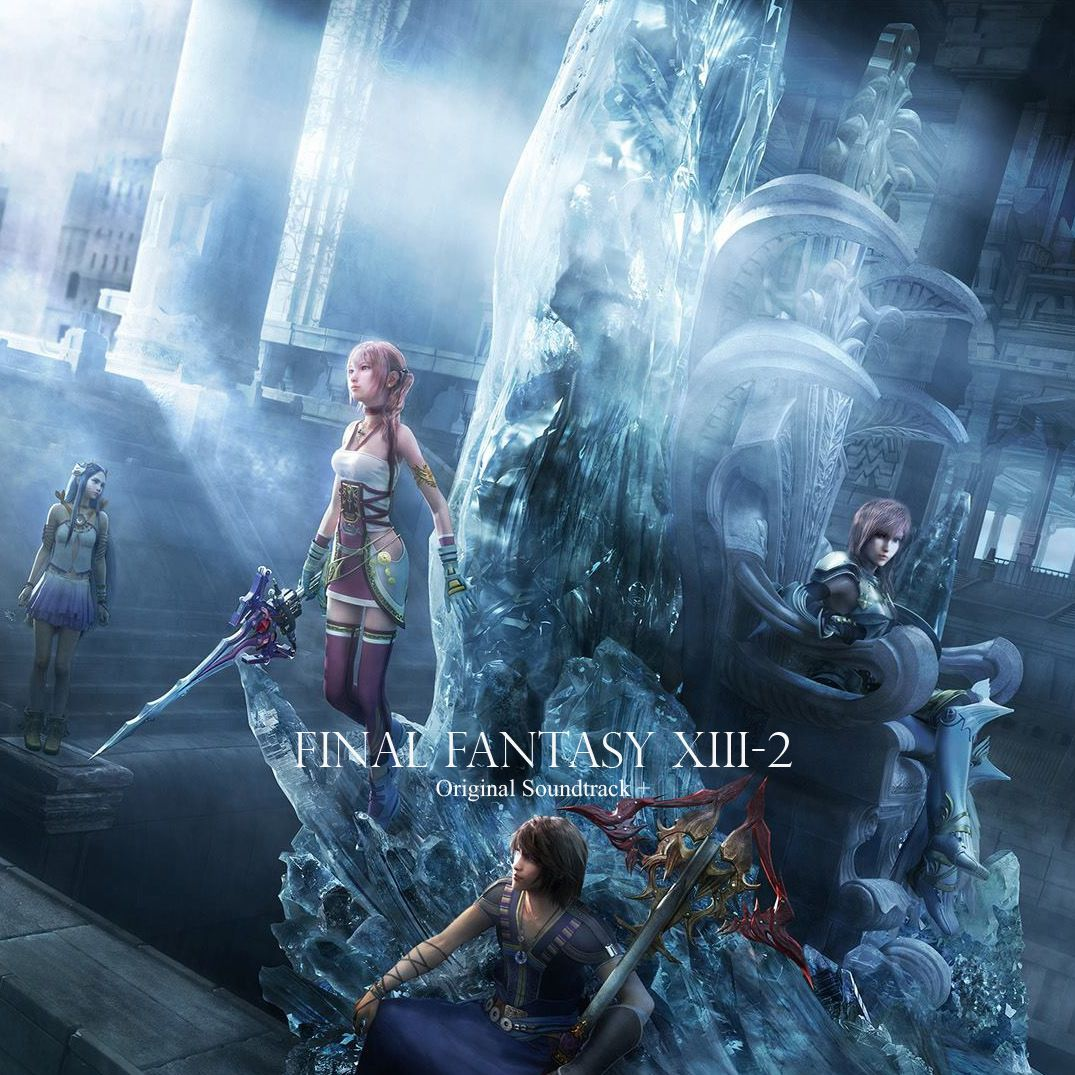 Ff Xiii 2 Original Soundtracks Final Fantasy Wallpaper Hd