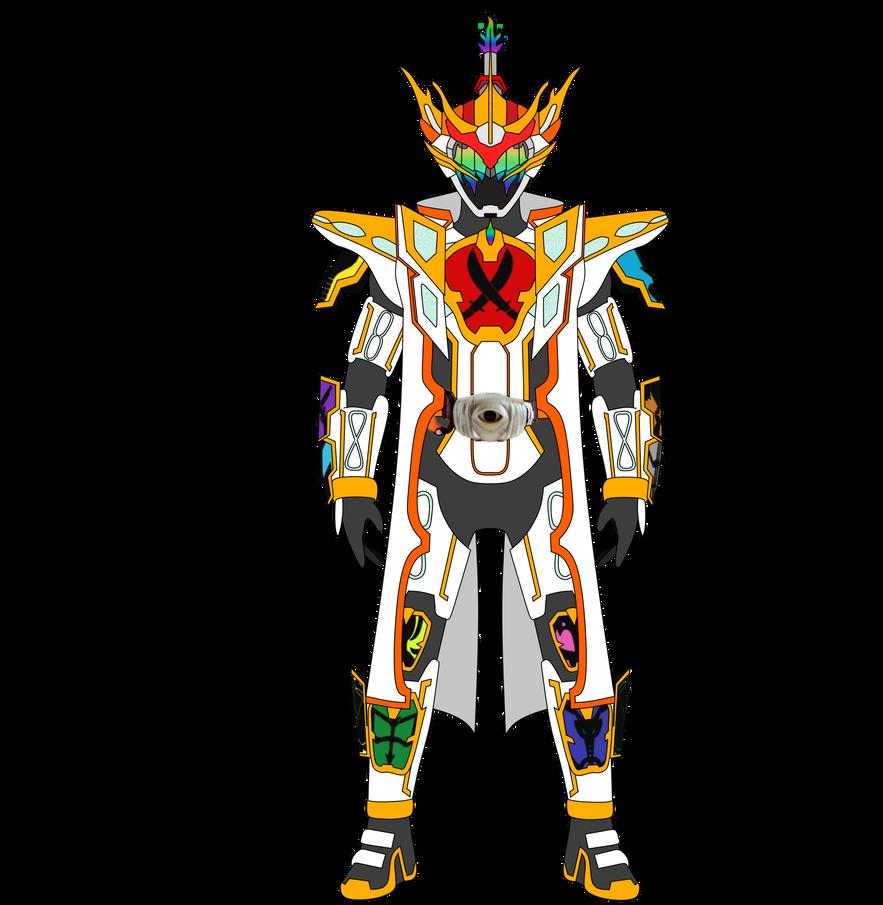 Kamen Rider Ghost Grateful Mugen Damashii By Joinedzero On Deviantart Kamen Rider Kamen Rider Ooo Kamen Rider Ghost