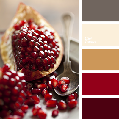 Color Palette #1443 | Red color combinations, Red color palettes and ...