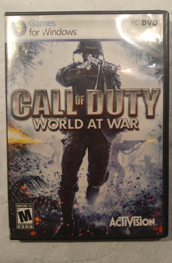For call of duty world at war mature rating opposite. opinion