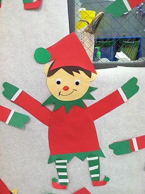 Classroom Christmas Crafts Pinterest