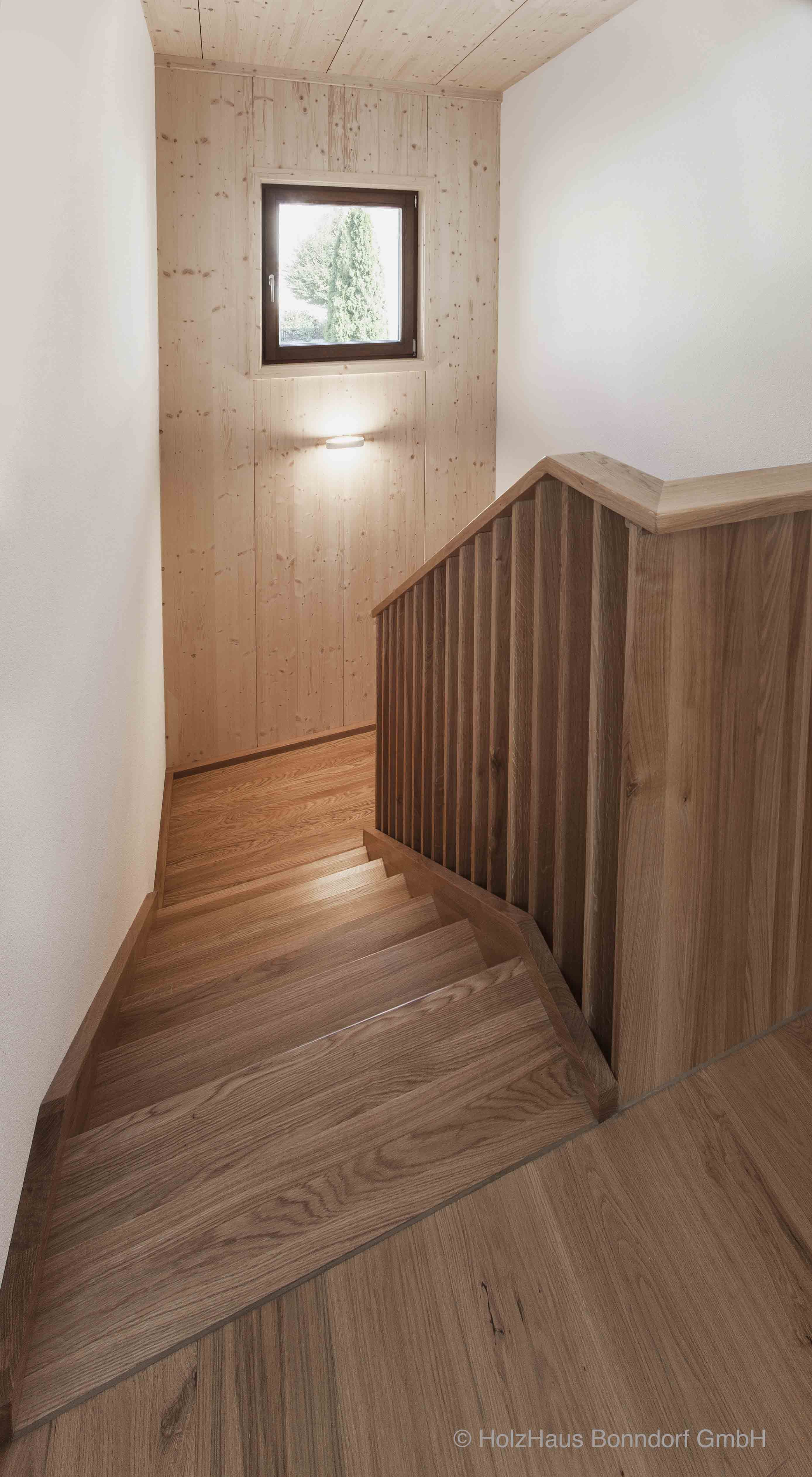 Holzhaus Bonndorf house in switzerland verschieden holzarten kombinieren hier ist