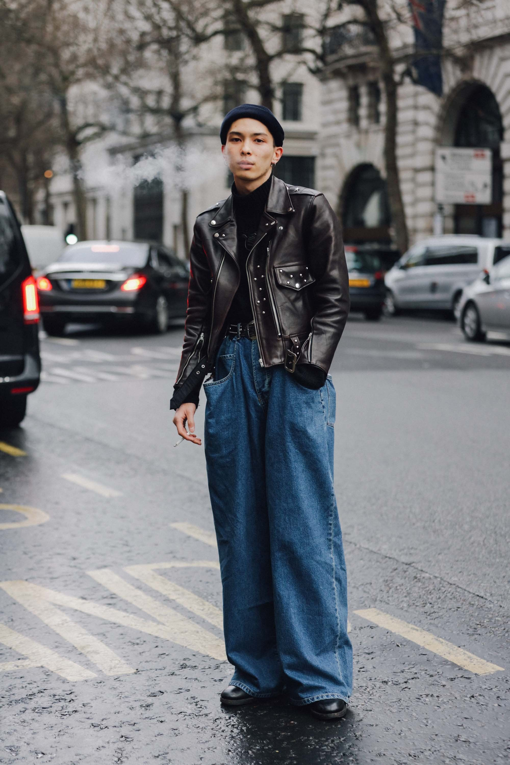 Fall Street Style Fashion For Women 2019: The Best Street Style From London's Fall 2017 Men's Shows