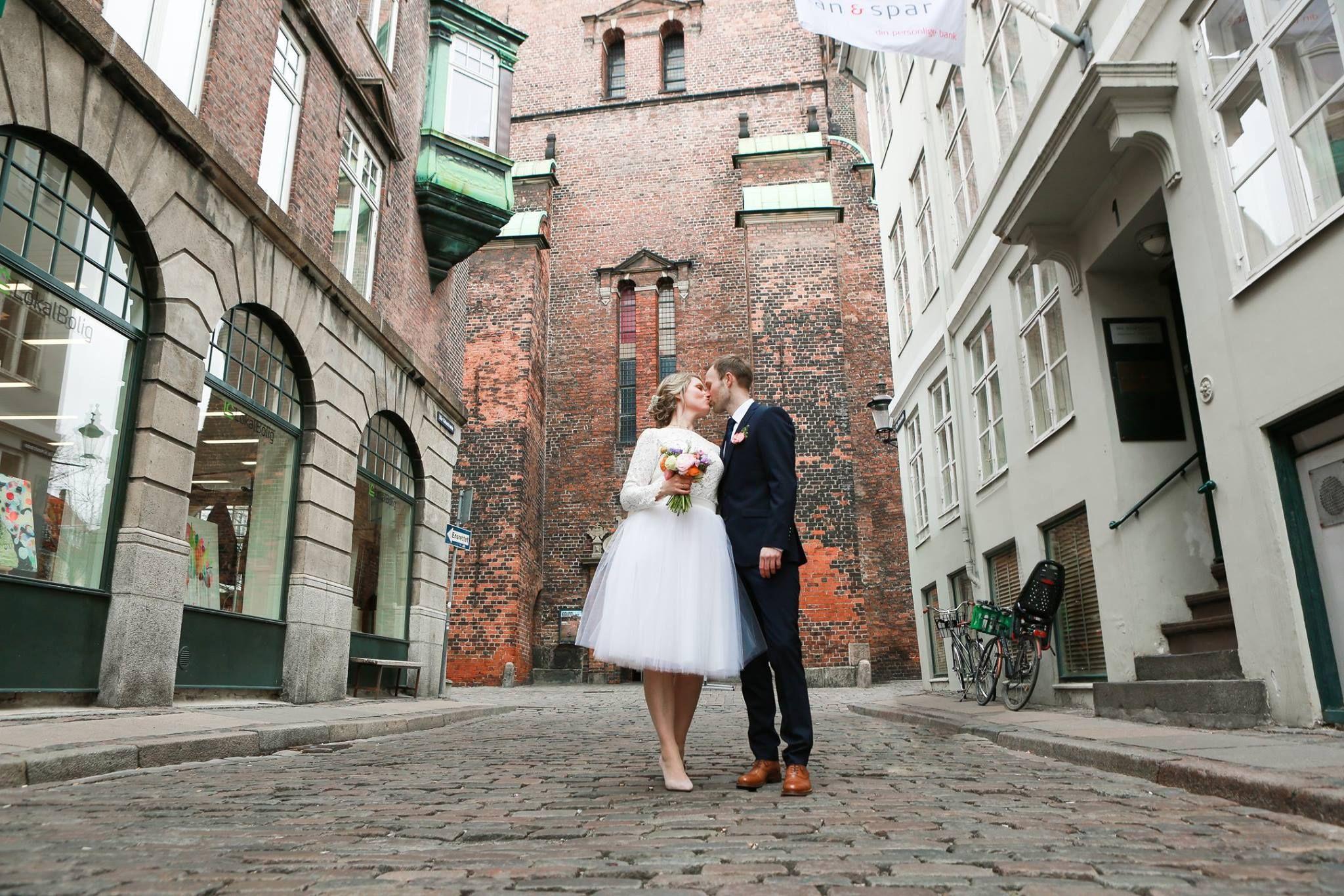 Civil Weddings Copenhagen - Frederiksberg - Stevns Klint