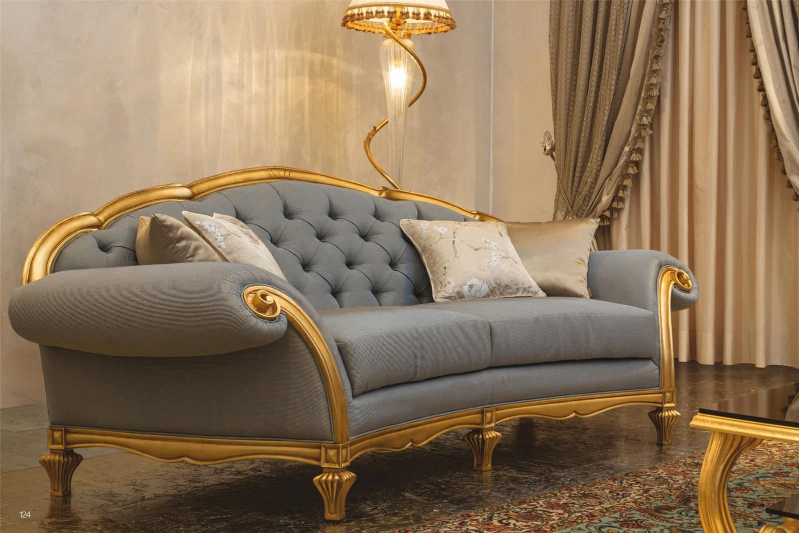 Classic Style Sofa Fabric Upholstery Blossom Mantellassi 1926 Diy Furniture Bedroom Classic Sofa Sofa Design