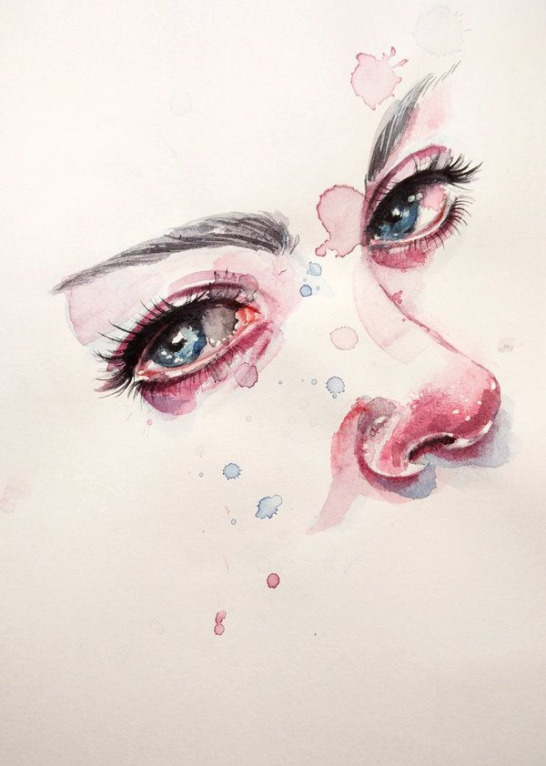 Inspiration Watercolor Paintings Art Inspiration Drawing
