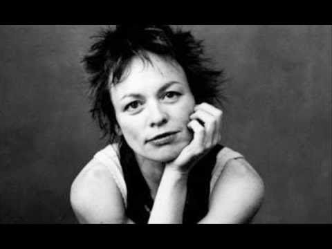 Laurie Anderson-Strange Angels